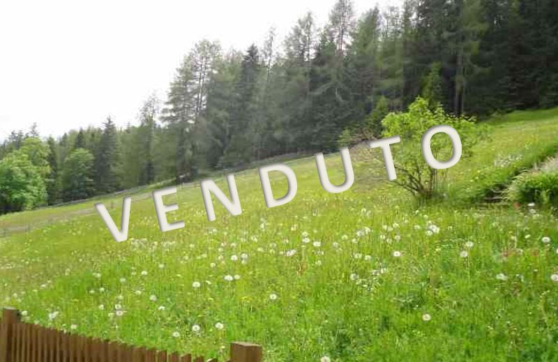 VENDUTO – Terreno soleggiato in posizione idilliaca