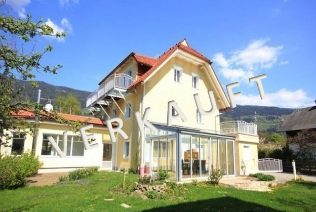 """VERKAUFT! Appartementhaus """"Pension mit Restaurant und Dependance"""""""