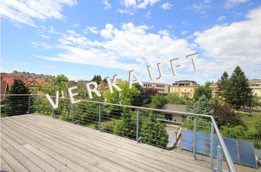 VERKAUFT! Elegante Stadtvilla im Zentrum von Klagenfurt