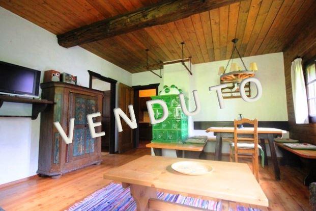 VENDUTO – Bell'appartamento arredato in stile alpino – Nassfeld