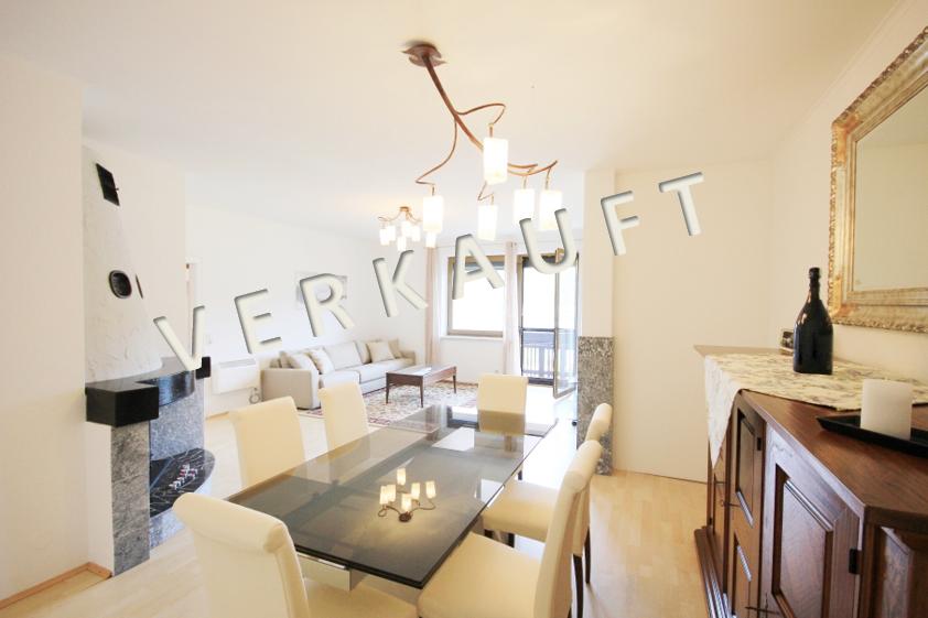 VERKAUFT – Schöne, geschmackvoll ausgestattete Eigentumswohnung am Ossiacher See