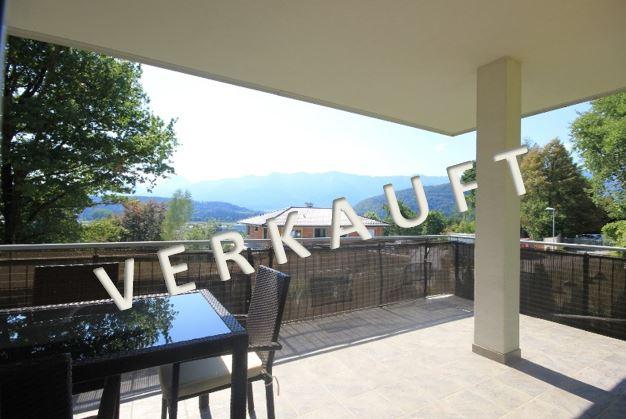 VERKAUFT – Neuwertige Eigentumswohnung mit überdachter Panorama-Sonnenterrasse