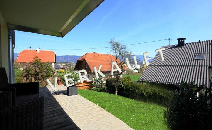 VERKAUFT – Sehr schöne 3-Zimmer-Wohnung mit großen Terrassen- und Gartenflächen