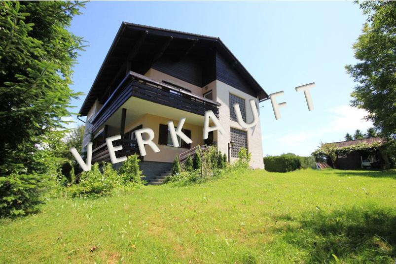 VERKAUFT – Wohnhaus mit Gartenhaus und idyllischen Grundstück in ruhiger Grünlage