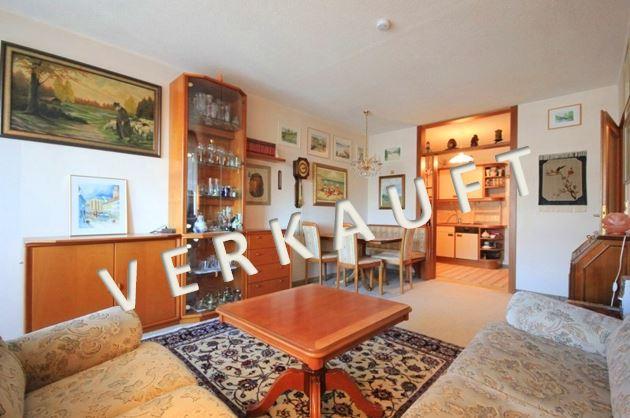 VERKAUFT – Gepflegte 2-Zimmer-Wohnung in sonniger Aussichtslage