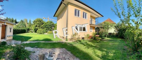 RENT – Villa for rent with garage in beautiful and sunny position