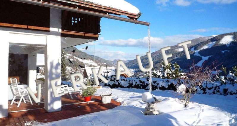 VERKAUFT-Schönes und gediegen ausgestattetes Landhaus in herrlicher Aussichtslage