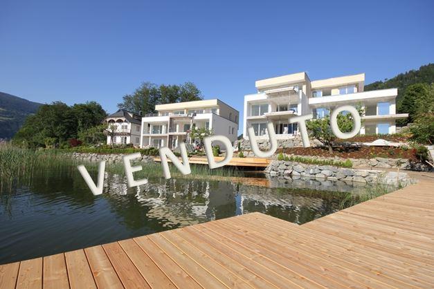 VENDUTO – Appartamento lussuoso al lago di Ossiach