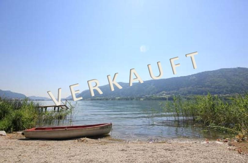 VERKAUFT – Traumhafte Seeappartements mit Terrassen, Garten und exklusivem Badestrand
