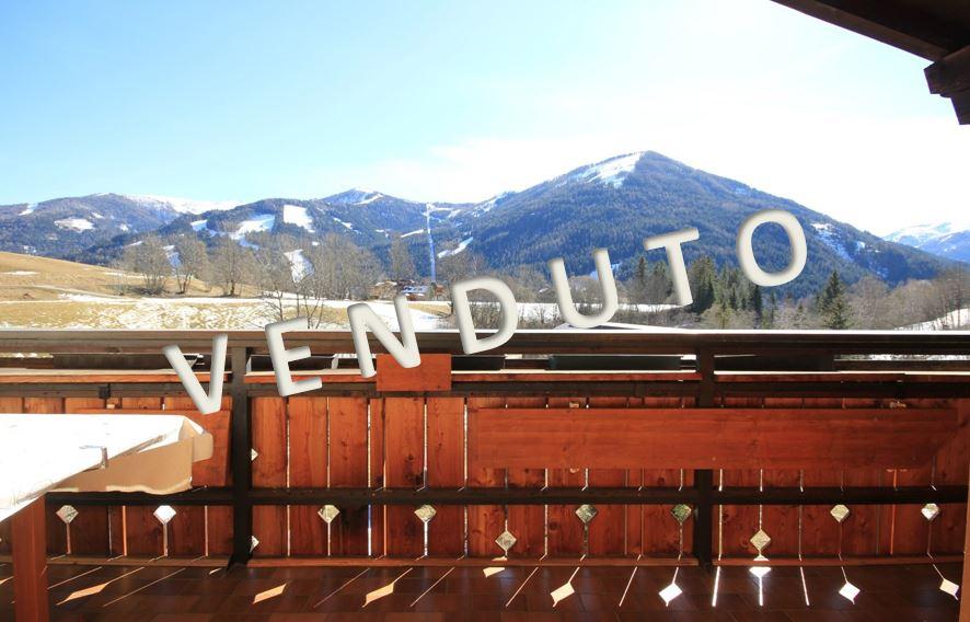 VENDUTO-Affascinante bicamere con balcone in posizione idilliaca