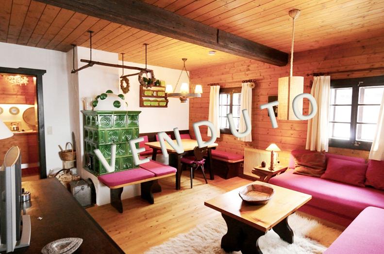 VENDUTO – Appartamento completamente rinnovato vicino alle piste di ski