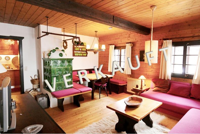 VERKAUFT – Sehr schönes und komplett renoviertes ski-in-ski-out Apartment