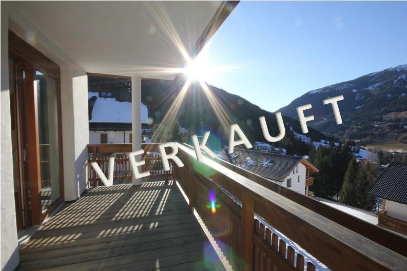 VERKAUFT – Traumhaftes Dreizimmer-Ferienappartement in herrlicher Aussichtslage
