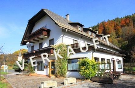 VERKAUFT – Gasthof mit Gastgarten und Fremdenzimmer in Faakersee-Nähe