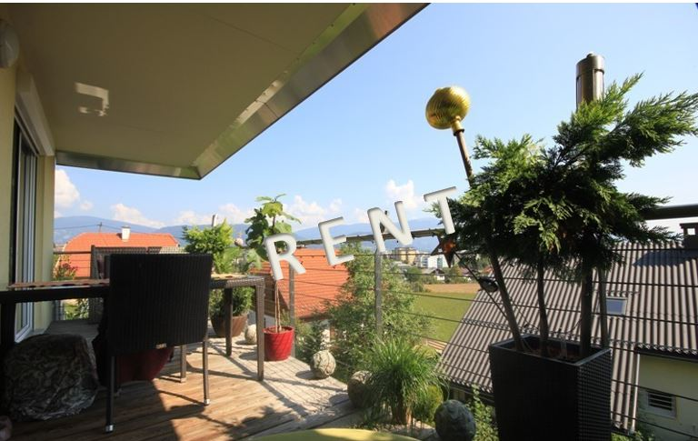 RENT – New duplex-apartment with terrace, balcony and garden area