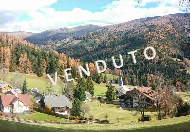 VENDUTO – Terreno in posizione idilliaca con splendida vista