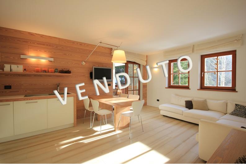 VENDUTO – Bell'appartamento terrazzato in posizione soleggiata