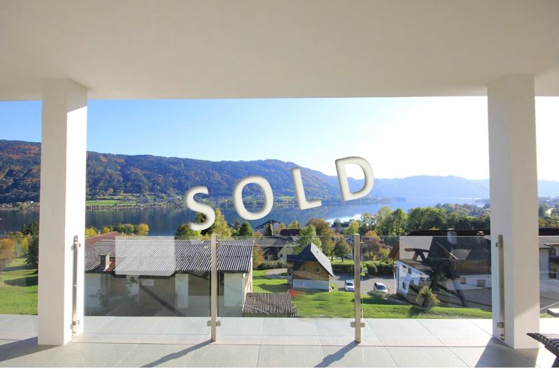 SOLD-Modern-lifestyle-low-energy-house with view over the lake Ossiacher See