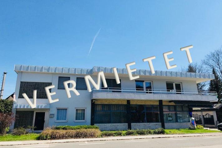 VERMIETET – Großes Büro- bzw. Geschäftsgebäude