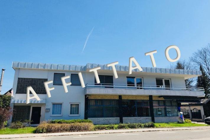AFFITTATO – Großes Büro- bzw. Geschäftsgebäude zur Miete in sehr guter Lage