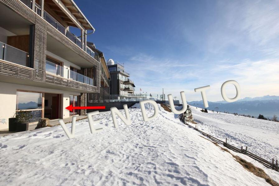 VENDUTO – Exklusive Ski-in und Ski-out Ferienwohnung in Bergpanoramalage