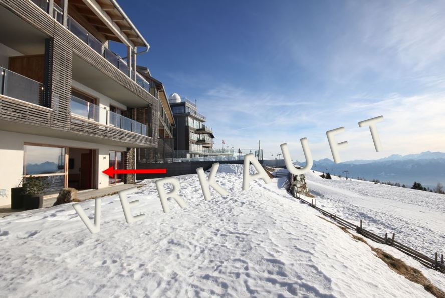 VERKAUFT – Exklusive Ski-in und Ski-out Ferienwohnung in Bergpanoramalage