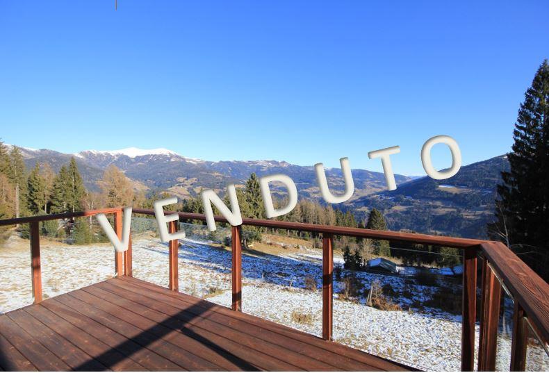 VENDUTO – Wunderschönes Chalet in ruhiger, fantastischer Sonnenhochplateau- und Panoramalage