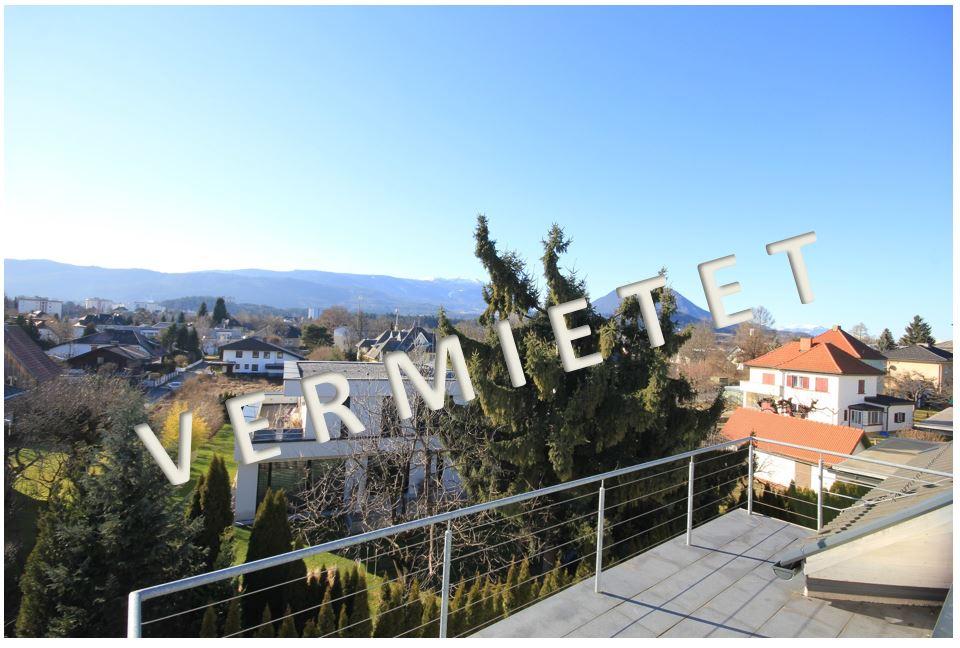 VERMIETET – Traumhaftes Penthouse mit eleganter Ausstattung und großer Südterrasse