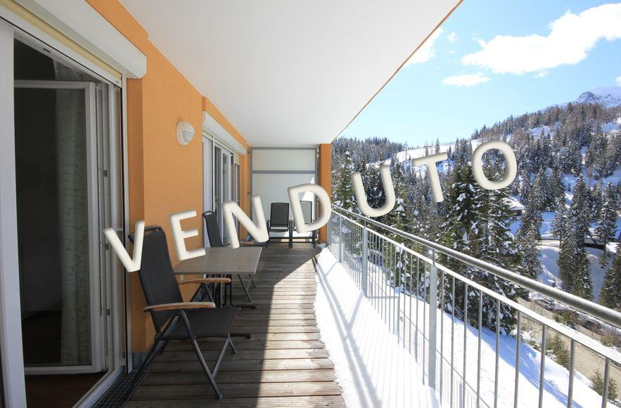 VENDUTO-Splendido Appartamento bicamere con sauna ed ampio balcone