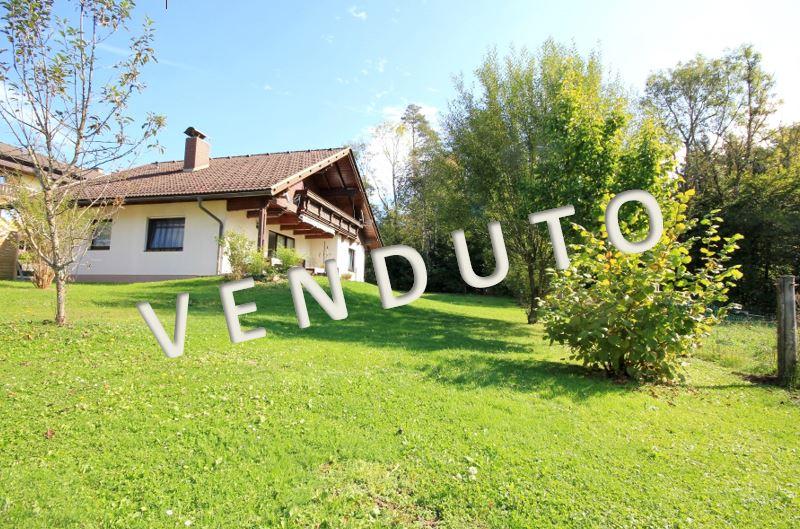 VENDUTO-Casa indipendente con due unità abitative in bella posizione tra Klagenfurt e Ferlach