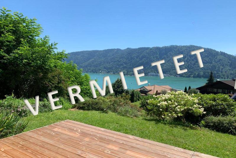 VERMIETET – Erstbezug! Entzückende Seeblickwohnung in traumhafter Aussichtslage