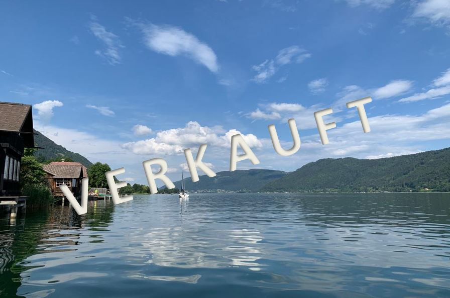 VERKAUFT-Schöne Seeblickwohnung in 2.Seereihe mit Badeplatz