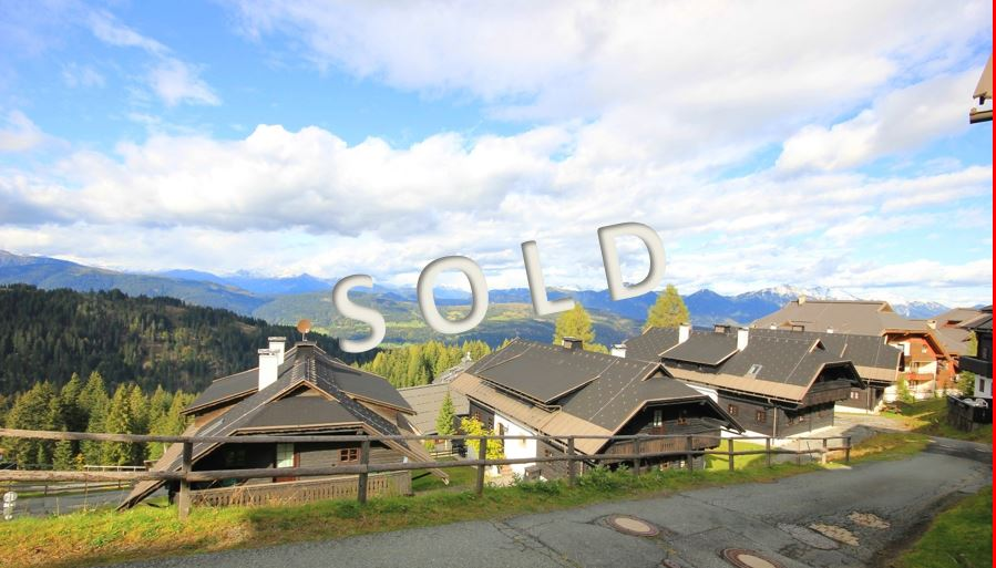 SOLD – Ski-in ski-out Apartment in the skiing area Nassfeld