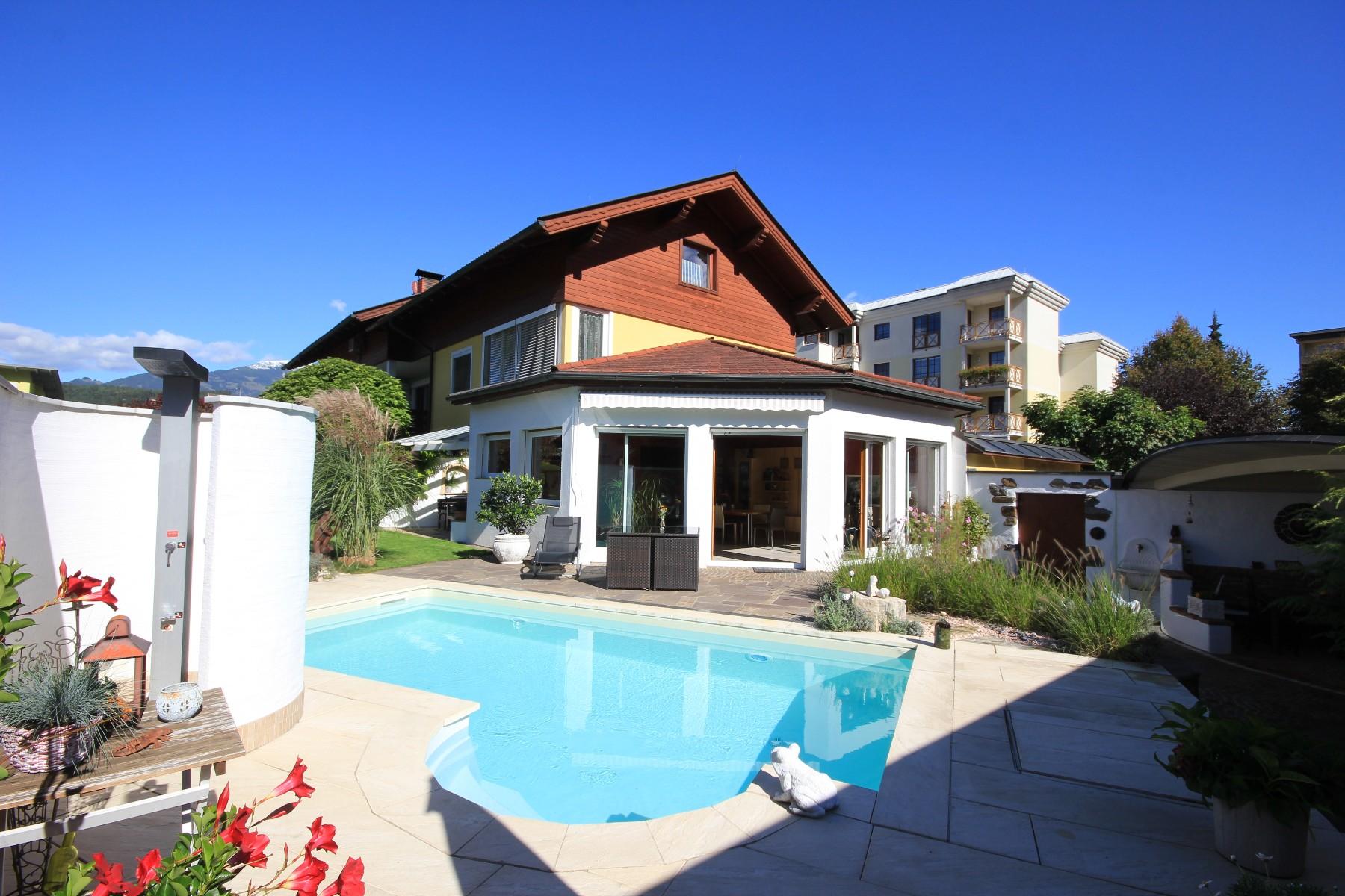 Gediegenes Wohnhaus mit mediterranem Touch in sonniger Wohnlage