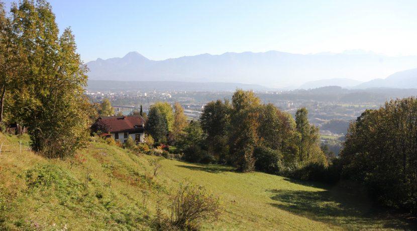 Villach - Oberwollanig - Grundstück (5)