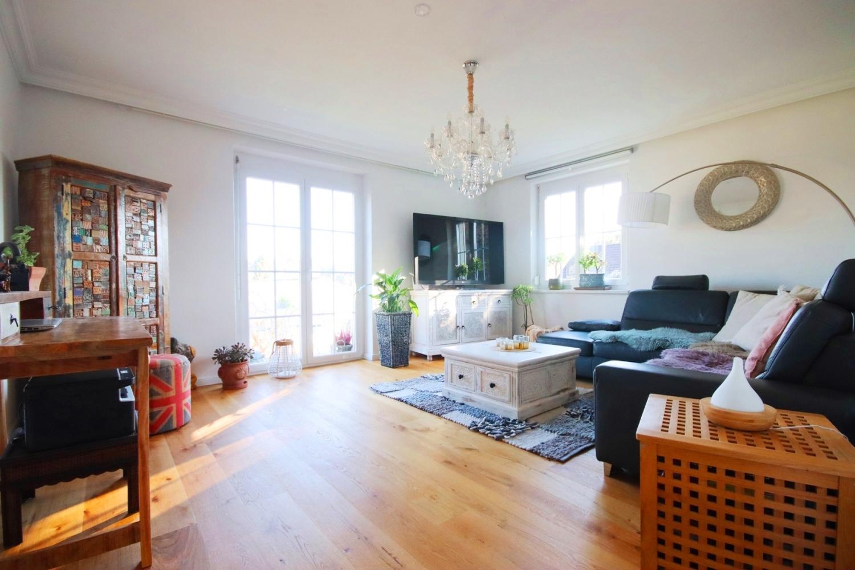 Ausgesprochen schöne 2-Zimmer-Eigentumswohnung mit Balkon