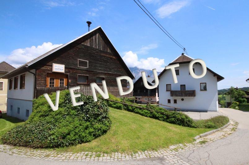 VENDUTO – Traditionsgasthaus mit Privatwohnung, Fremdenzimmer und wohnhaustauglichen Nebengebäude