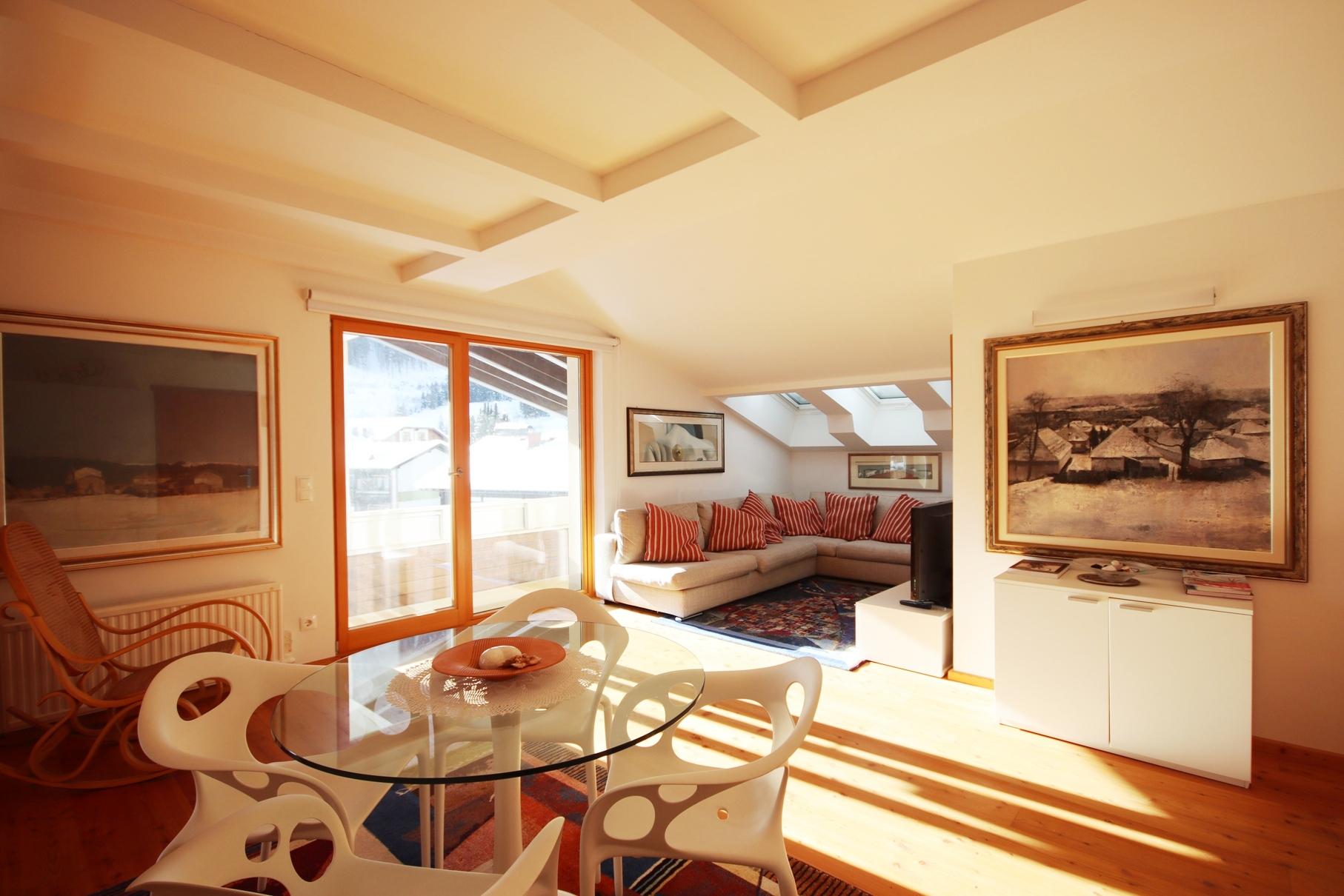 Exklusive 5-Zimmer-Eigentumswohnung in Traumlage, unmittelbar an der Therme St. Kathrein