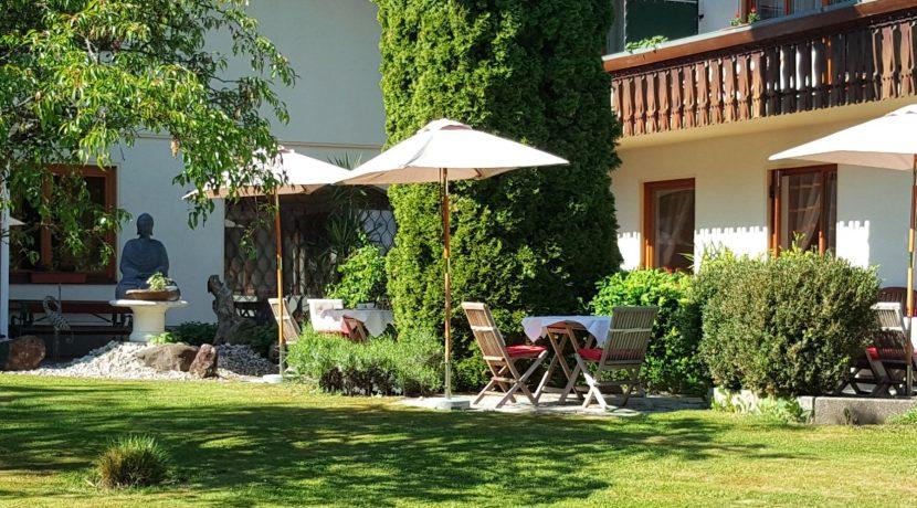 Beautyfarm LHS - schoenheitsfarm garten terrasse
