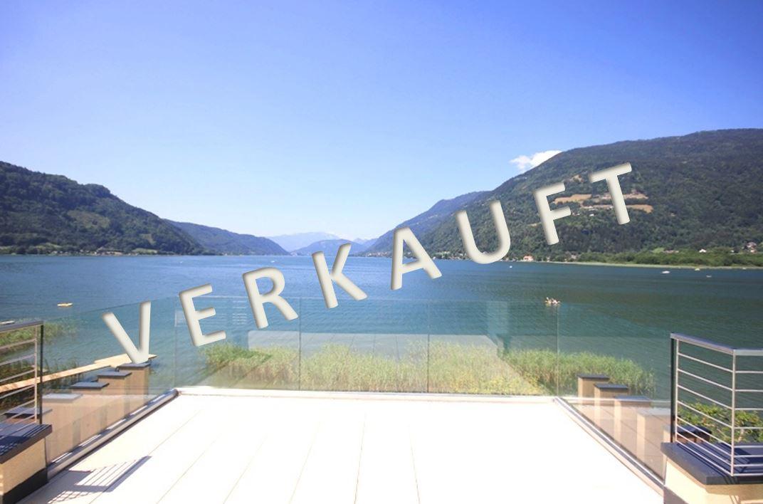 VERKAUFT – Elegantes Penthouse mit Traumblick und exklusivem Badestrand