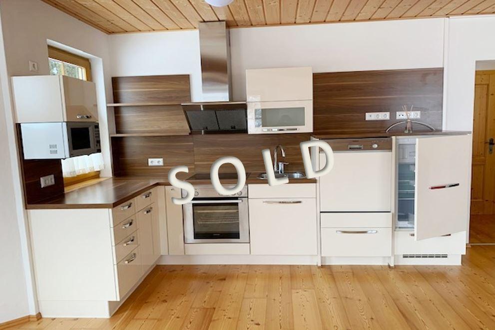 SOLD – Gepflegte 3-Zimmer-Erdgeschosswohnung mit Gartenanteil