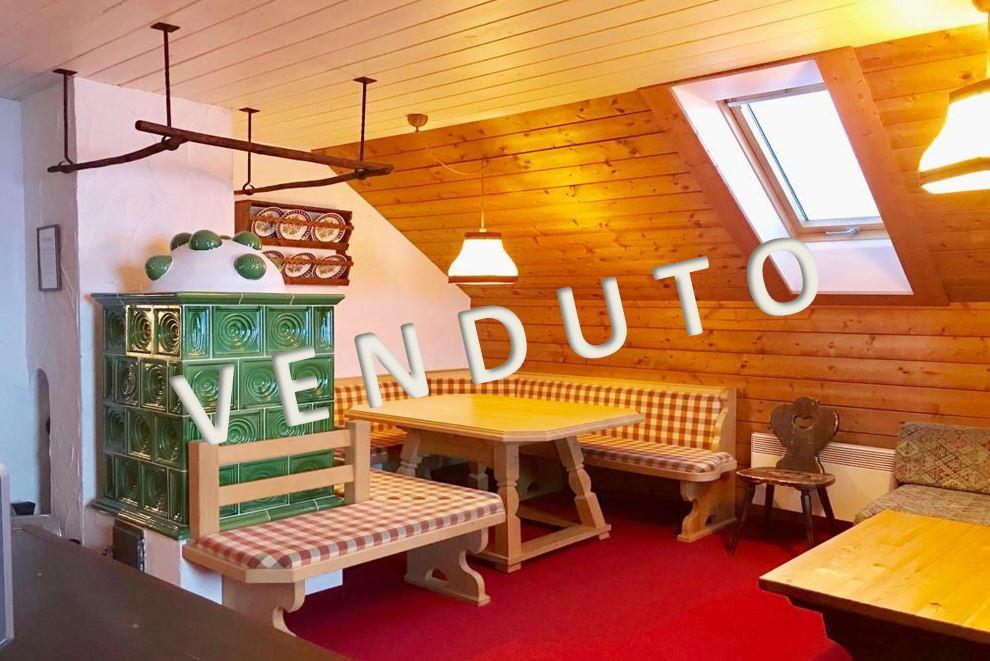 VENDUTO – Gemütliches Ski-in Ski-out Appartement