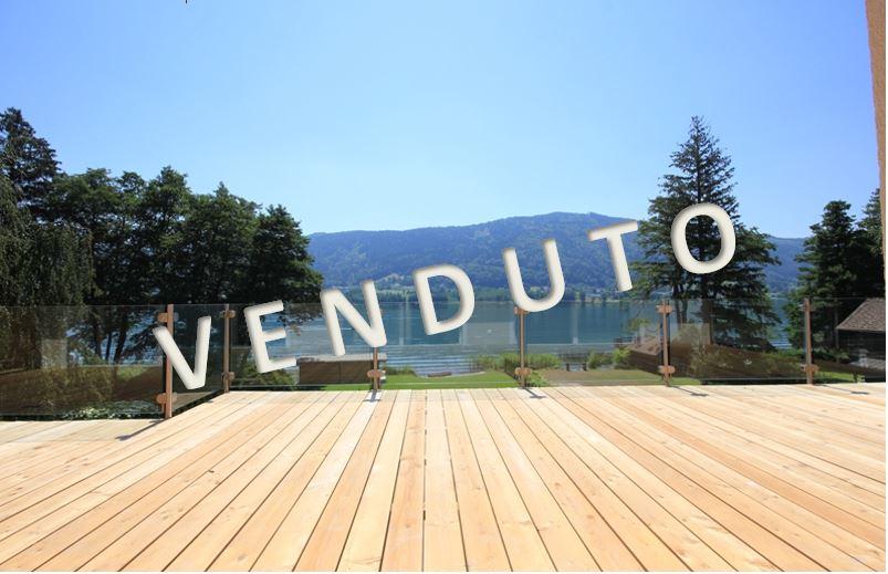 VENDUTO – Schönes, modernes See-Appartement mit herrlichem Panorama