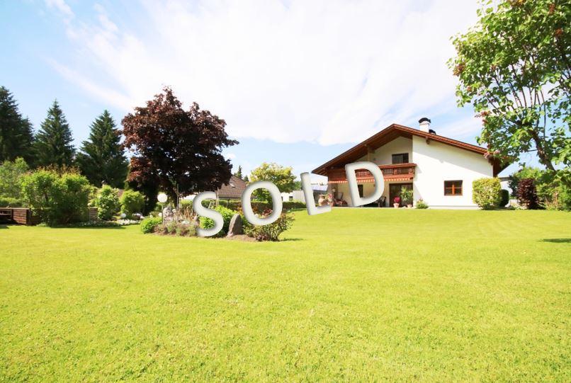 SOLD – Gediegenes Ein-, Zweifamilienhaus in ruhiger Sonnenlage
