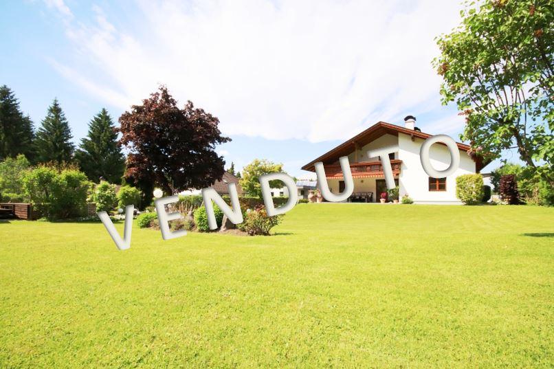 VENDUTO – Gediegenes Ein-, Zweifamilienhaus in ruhiger Sonnenlage