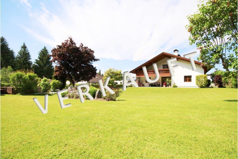 VERKAUFT – Gediegenes Ein-, Zweifamilienhaus in ruhiger Sonnenlage