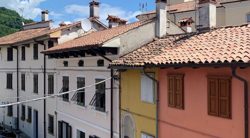 Aussicht in die Altstadt