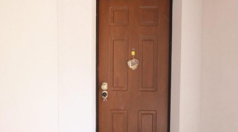 Eingang Einliegerwohnung
