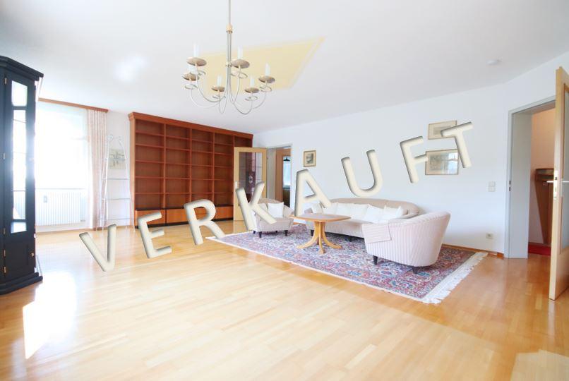 VERKAUFT – Schöne, sehr gepflegte und geräumige 3-Zimmer-Eigentumswohnung